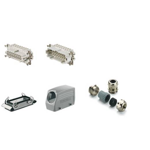 Steckverbinder-Set RockStar® HDC HE Weidmüller 1712520000 1 St.