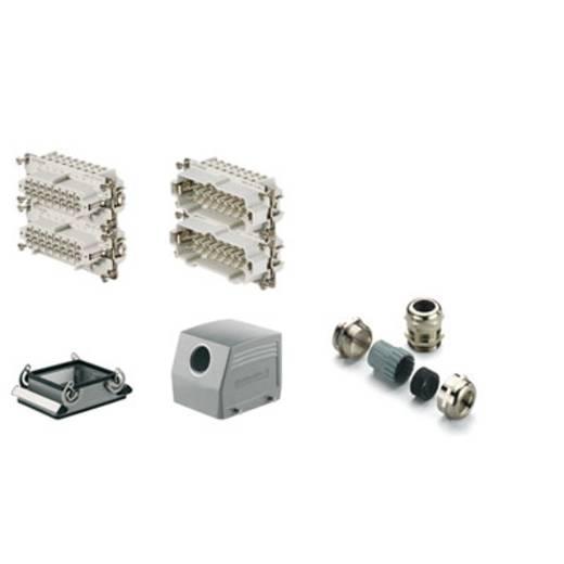Steckverbinder-Set RockStar® HDC HE Weidmüller 1712540000 1 St.