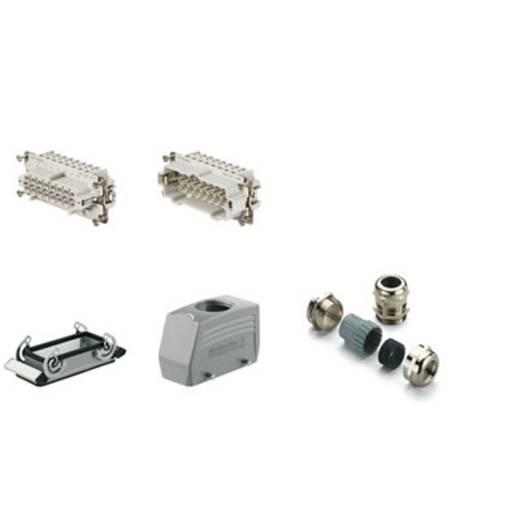 Steckverbinder-Set RockStar® HDC HE Weidmüller 1712680000 1 St.