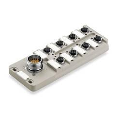 Répartiteur passif pour capteurs/actionneurs Weidmüller SAI-6-S 4P M12 9456010000 Conditionnement: 1 pc(s)