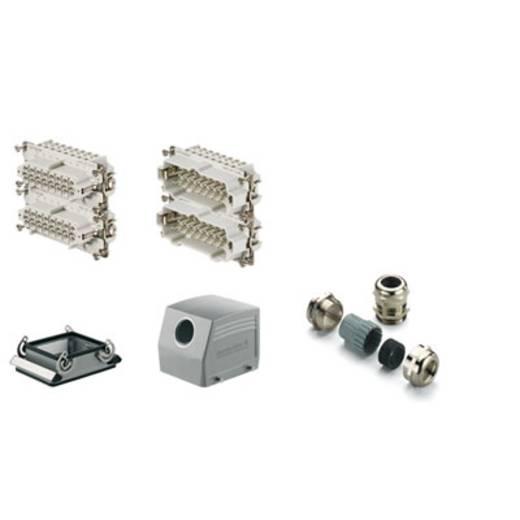 Steckverbinder-Set RockStar® HDC HE Weidmüller 1802370000 1 St.