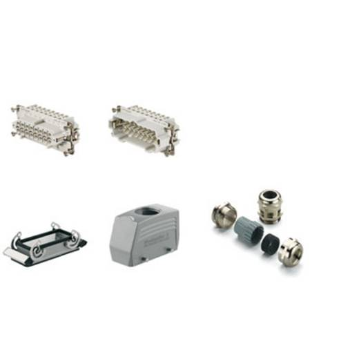 Steckverbinder-Set RockStar® HDC HE Weidmüller 1802390000 1 St.