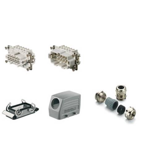 Steckverbinder-Set RockStar® HDC HE Weidmüller 1802420000 1 St.