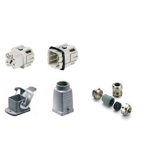 Steckverbinder-Set RockStar® HDC HA Weidmüller 1802440000 1 St.