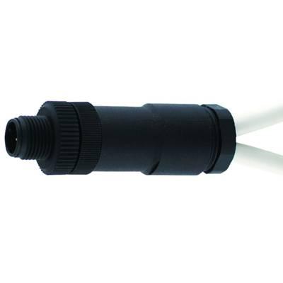 Weidmüller 1837560000 Sensor-/Aktor-Steckverbinder, unkonfektioniert M12 Stecker, gerade P Preisvergleich