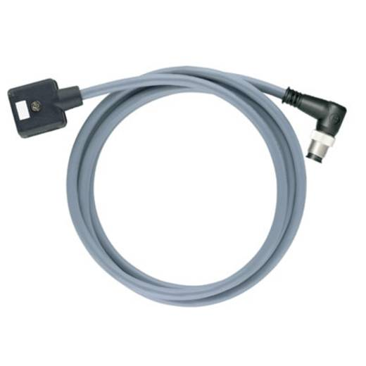 Weidmüller 1857721000 Sensor-/Aktor-Steckverbinder, konfektioniert M12 Stecker, gewinkelt 10 m Polzahl: 3 1 St.
