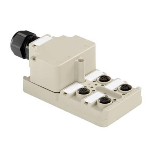 Sensor/Aktor-Passiv-Verteiler SAI-4-M 5P M12 NPN ECO Weidmüller Inhalt: 1 St.