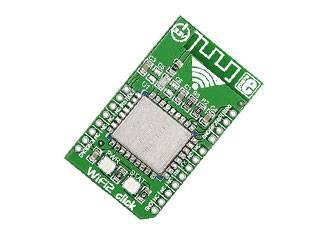 Microcontroller WLAN