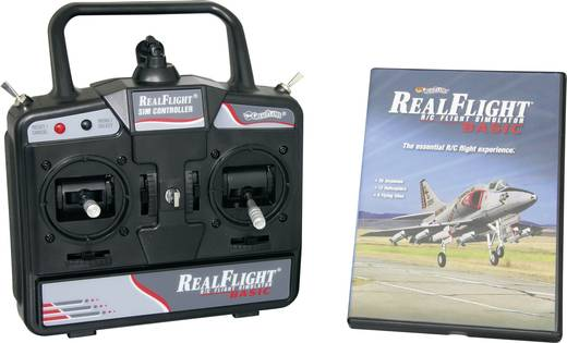 Revell Flugsimulator RealFlight Basic Mode 2/4 (Gas links)