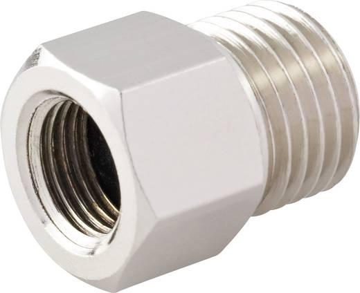 """Airbrush-Adapter von 1/8"""" auf 1/4"""" CT03-001-A"""