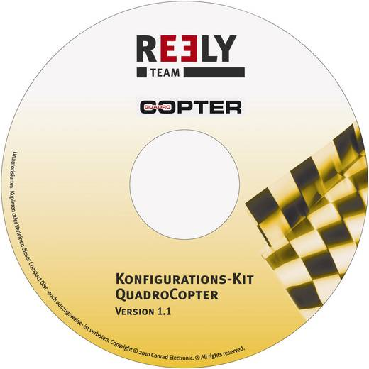 Reely Multicopter-Konfigurationsset Passend für: Reely 450
