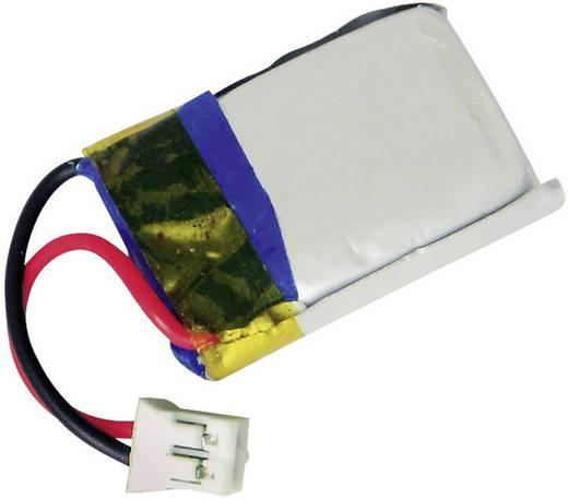 Modellbau-Akkupack (LiPo) 3.7 V 150 mAh Zellen-Zahl: 1 1 C Conrad energy Flachstecker