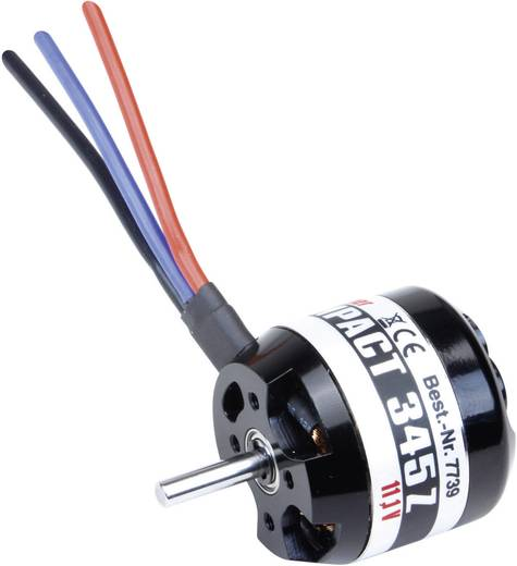 Flugmodell Brushless Elektromotor Graupner kV (U/min pro Volt): 900