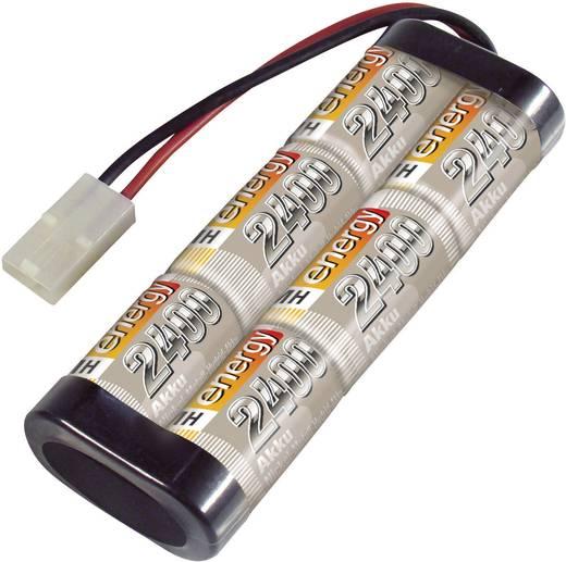 Conrad energy Modellbau-Akkupack (NiMh) 7.2 V 2400 mAh Zellen-Zahl: 6 Stick Tamiya-Stecker