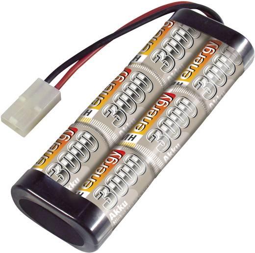 Conrad energy Modellbau-Akkupack (NiMh) 7.2 V 3000 mAh Zellen-Zahl: 6 Stick Tamiya-Stecker