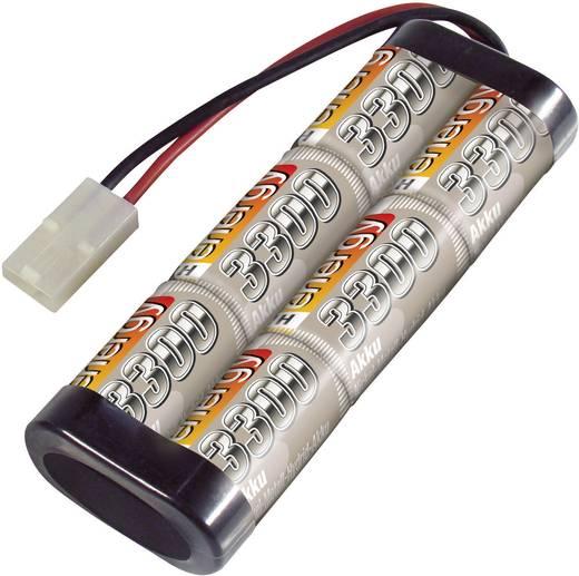 Modellbau-Akkupack (NiMh) 7.2 V 3300 mAh Conrad energy Stick Tamiya-Stecker