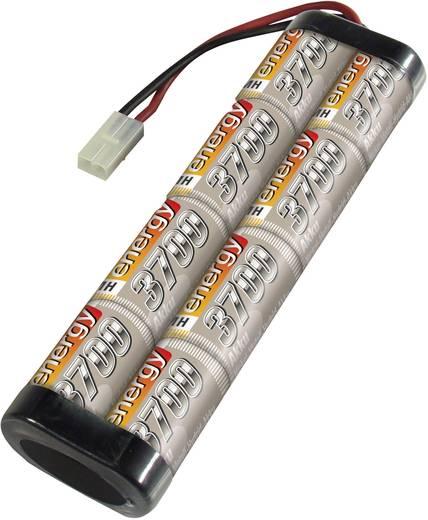 Modellbau-Akkupack (NiMh) 9.6 V 3700 mAh Zellen-Zahl: 8 Conrad energy Stick Tamiya-Stecker