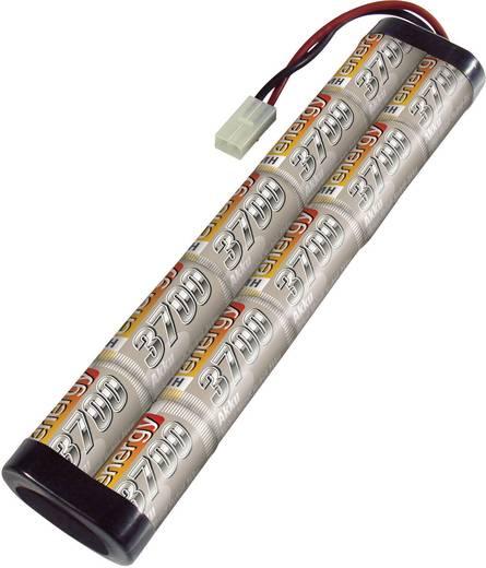 Conrad energy Modellbau-Akkupack (NiMh) 12 V 3700 mAh Zellen-Zahl: 10 Stick Tamiya-Stecker