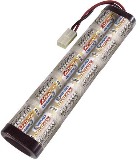 Conrad energy Modellbau-Akkupack (NiMh) 12 V 4200 mAh Zellen-Zahl: 10 Stick Tamiya-Stecker