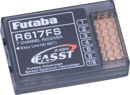 7-Kanal Empfänger Futaba R617FS 2,4 GHz Stecksystem Futaba