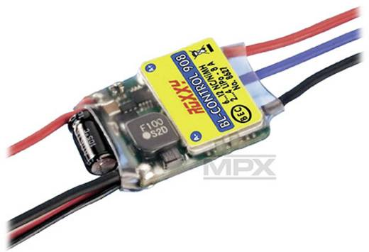 Flugmodell Brushless Flugregler ROXXY BL Control 908 Belastbarkeit (max.): 12 A