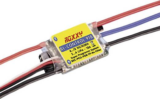 Flugmodell Brushless Flugregler ROXXY BL Control 918 Belastbarkeit (max.): 22 A