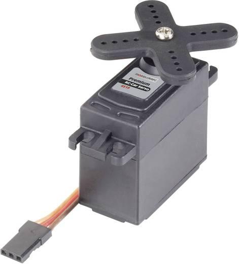 Modelcraft Standard-Servo 4519 Analog-Servo Getriebe-Material: Kunststoff Stecksystem: JR
