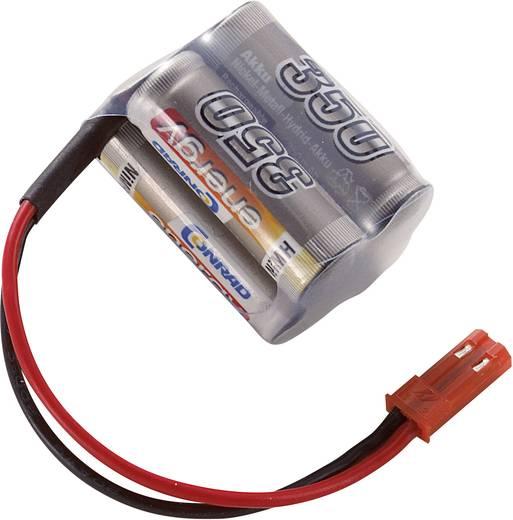 Modellbau-Akkupack (NiMh) 4.8 V 350 mAh Zellen-Zahl: 4 Conrad energy Block BEC