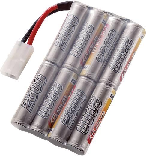 Conrad energy Modellbau-Akkupack (NiMh) 9.6 V 2300 mAh Zellen-Zahl: 8 Stick Tamiya-Stecker