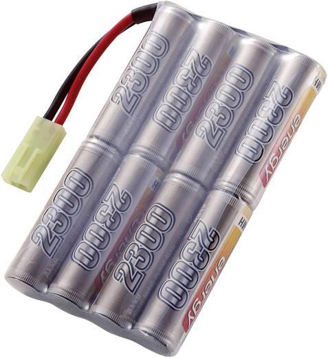 Conrad energy Modellbau-Akkupack (NiMh) 9.6 V 2300 mAh Zellen-Zahl: 8 Stick Mini-Tamiya Stecker