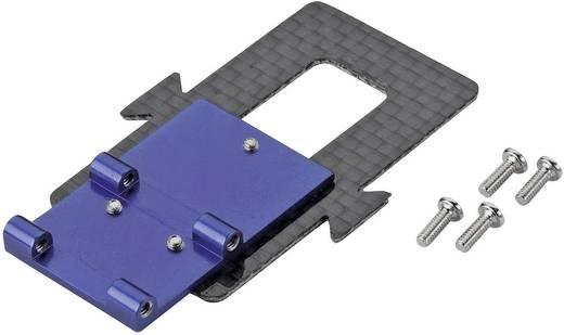 Tuningteil Carbon Akkuhalter Reely Passend für Modell: Rex-X, Rex-X Pro