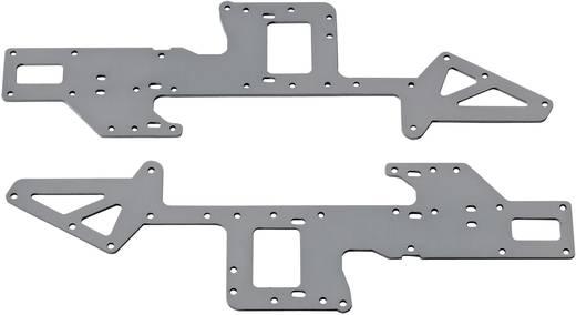 Ersatzteil Metall Sietenplatten oben Reely Passend für Modell: Rex-X, Rex-X Pro