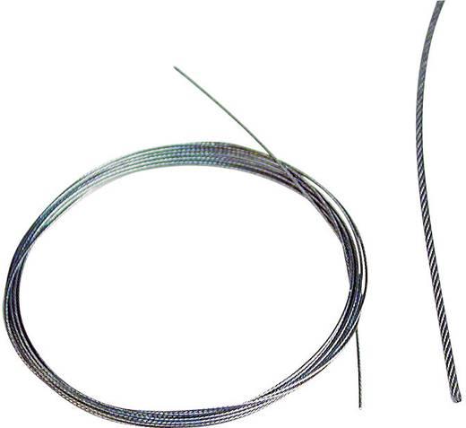 Stahllitze Kavan Länge: 2000 mm Außen-Durchmesser: 0.75 mm
