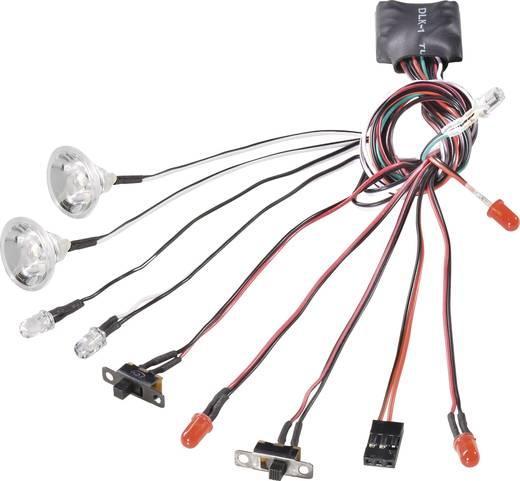 Beleuchtungssystem Modelcraft