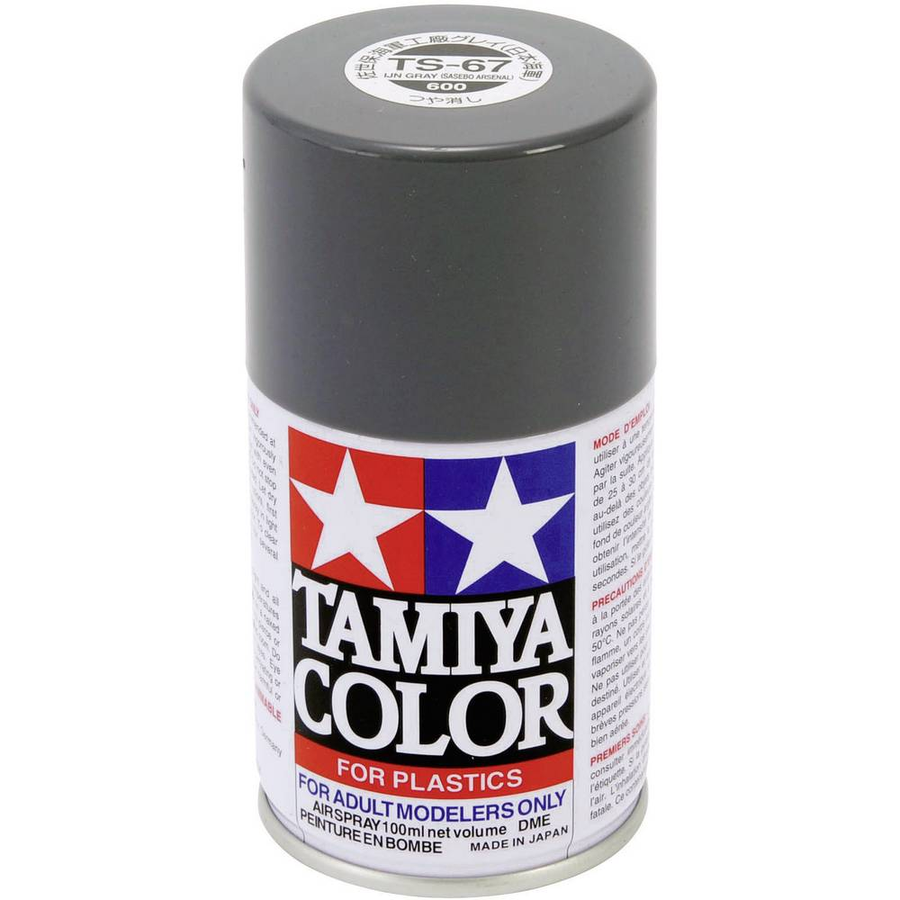 peinture acrylique tamiya 85067 gris sasebo arsenal 100 ml sur le site internet conrad 207390. Black Bedroom Furniture Sets. Home Design Ideas