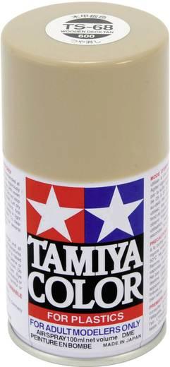 Tamiya 85068 Acrylfarbe Wooden Deck Farbcode: TS-68 Spraydose 100 ml