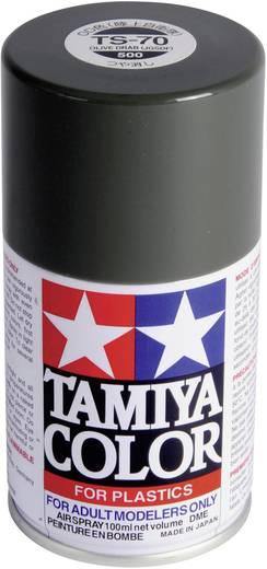 Tamiya 85070 Acrylfarbe Oliv-Drab Farbcode: TS-70 Spraydose 100 ml