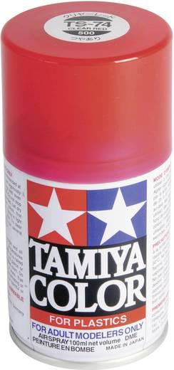 Acrylfarbe Tamiya Rot (klar) TS-74 Spraydose 100 ml