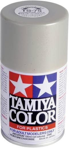 Tamiya 85075 Acrylfarbe Champagner, Gold Farbcode: TS-75 Spraydose 100 ml