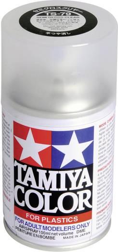 Tamiya 85079 Acrylfarbe Seidenmatt (klar) Farbcode: TS-79 Spraydose 100 ml