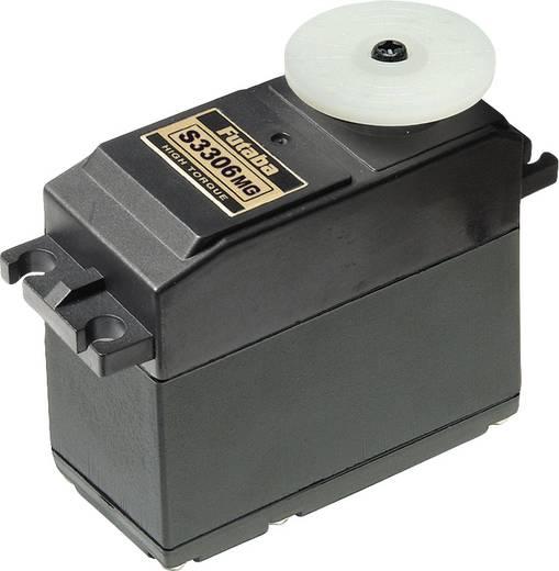 Futaba Spezial-Servo S 3306 MG Analog-Servo Getriebe-Material: Teil-Metall Stecksystem: Futaba