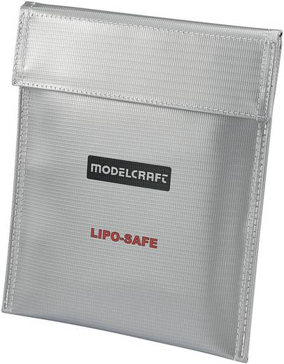 Modelcraft LiPo-Safety-Bag (L x B) 220 mm x 180 mm