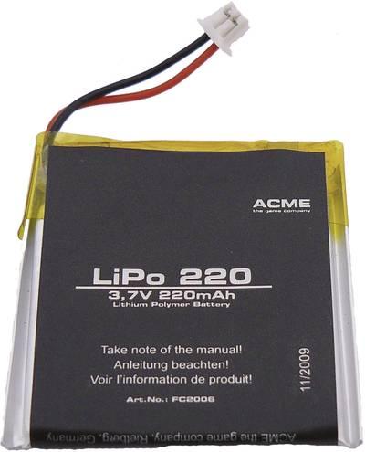 Batteria ricaricabile ACME FC2006 accu