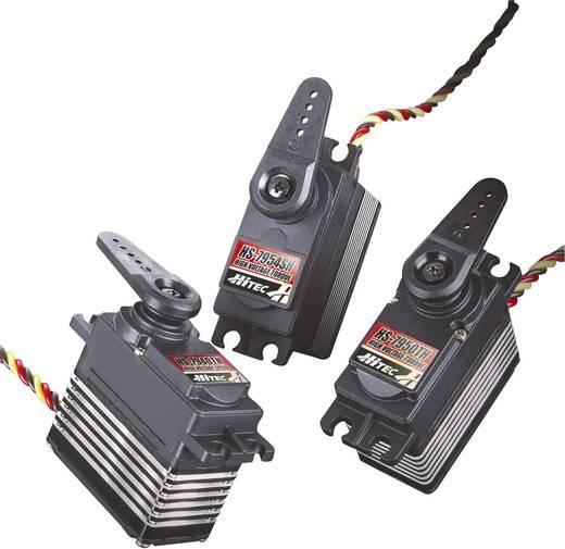Hitec Standard-Servo HS-7954 SH Digital-Servo Getriebe-Material Metall Stecksystem JR