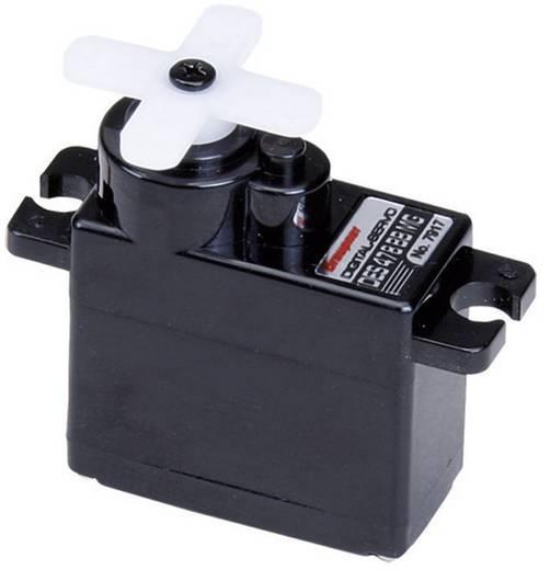 Graupner Mini-Servo DES 478 BB, MG Digital-Servo Getriebe-Material: Metall Stecksystem: JR