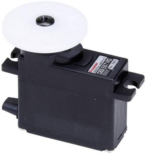 Graupner Midi-Servo DES 567 MG Digital-Servo Getriebe-Material: Metall Stecksystem: JR