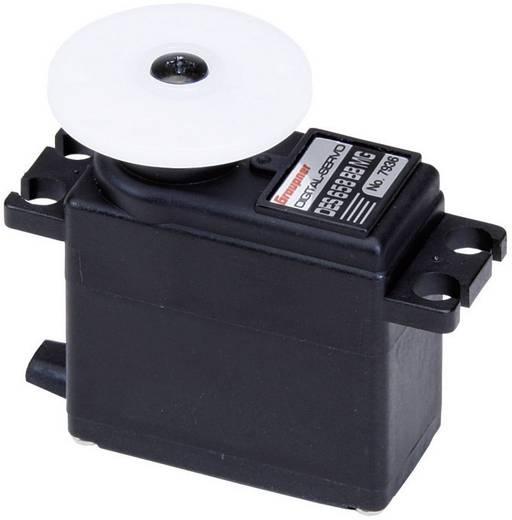 Graupner Midi-Servo DES 658 BB, MG Digital-Servo Getriebe-Material: Metall Stecksystem: JR