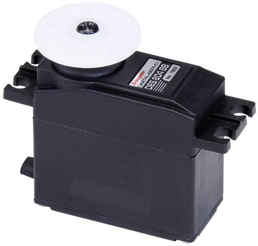 Graupner Standard-Servo DES 804 BB Digital-Servo Getriebe-Material: Carbon Stecksystem: JR