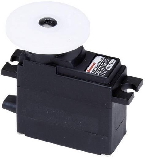 Graupner Midi-Servo DES 587 BB, MG Digital-Servo Getriebe-Material: Metall Stecksystem: JR