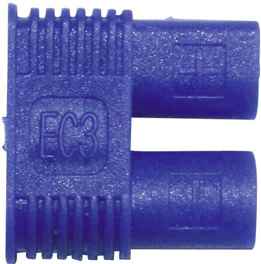 Akku Stecker, Akku Buchse EC3 vergoldet 1 Paar Modelcraft 208307